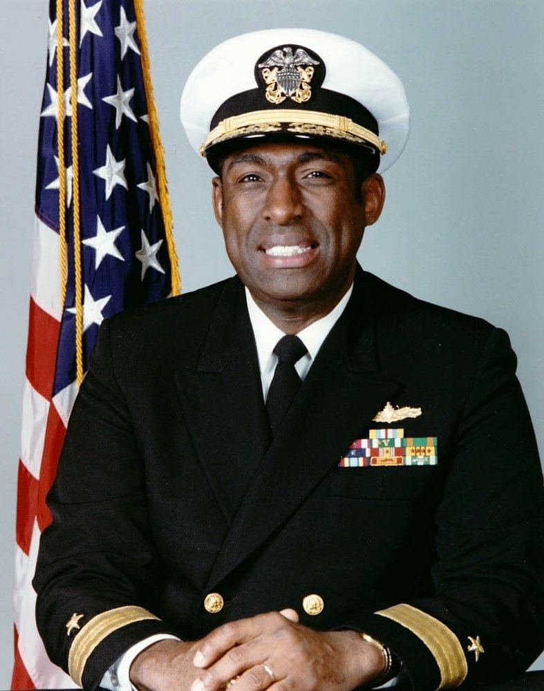 Rear Admiral Mack Gaston US Navy (Retired)